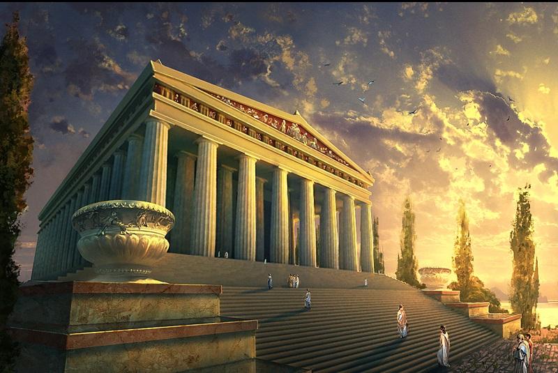 Храм Истины…