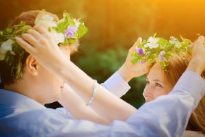 гармония любовь