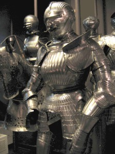 латы рыцарь