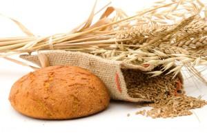 хлеб, символ праздничного стола