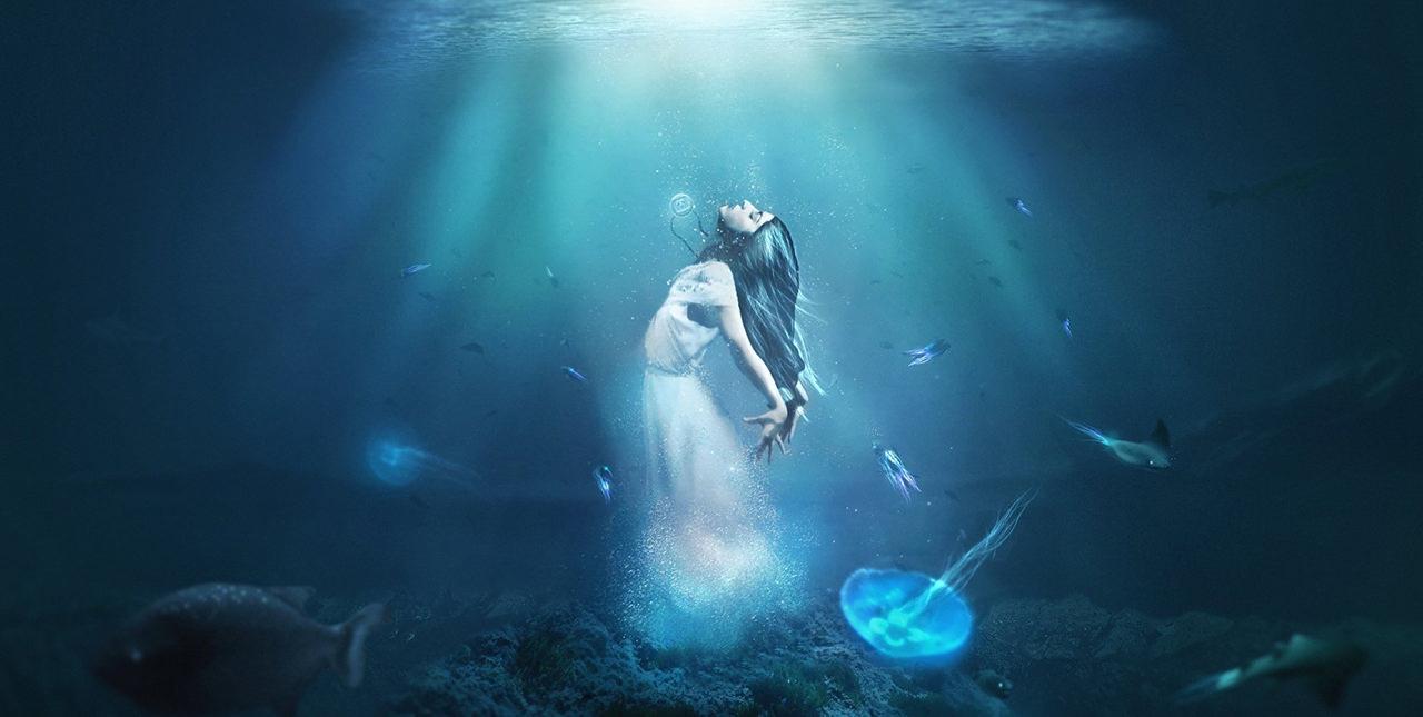 Страх воды со времен Атлантиды