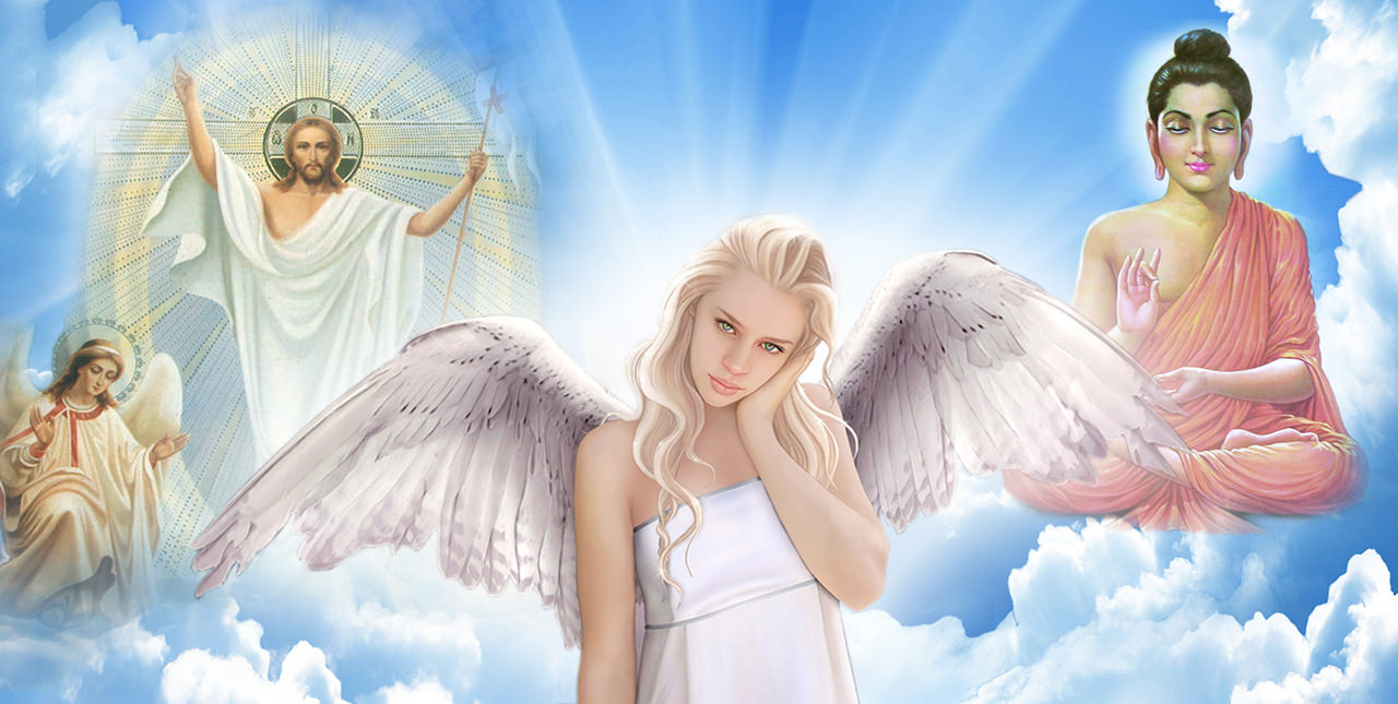 Мировые религии подтверждают перевоплощение души