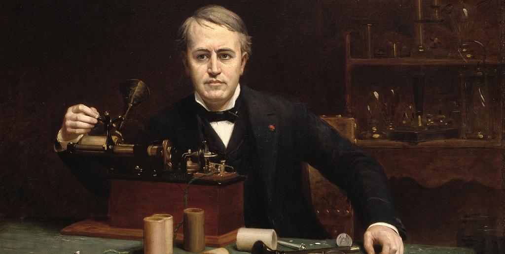 Инициатива Томаса Эдисона изменила наш мир