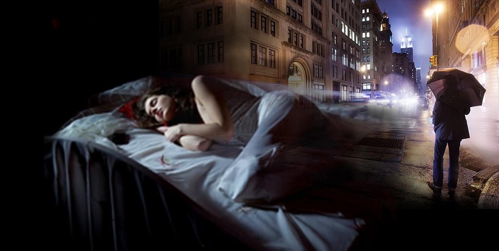 Параллельная жизнь во сне