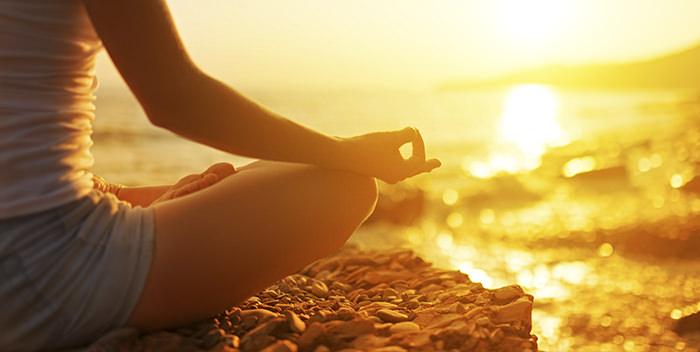 Оранжевая сила. Медитация для восстановления сил и энергии