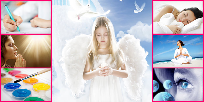 Духовные Наставники. Шесть способов связи с Духовным Миром