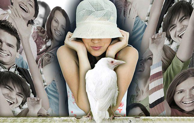 6 признаков того, что вы - белая ворона