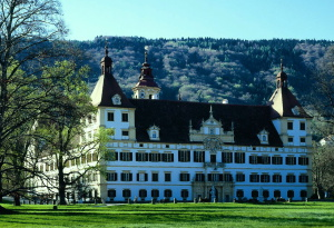 Замок Эггенберг