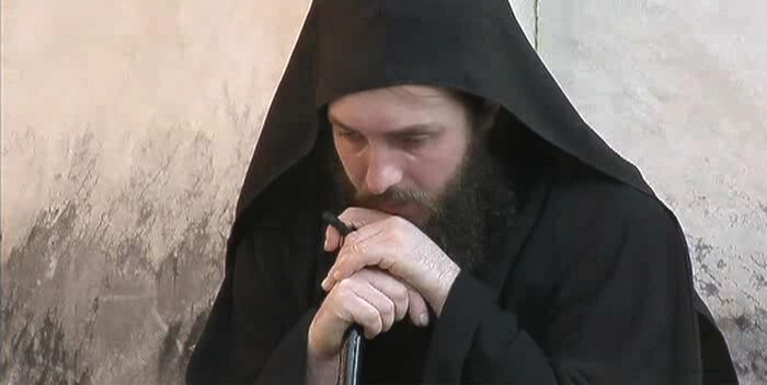 монах прошлая жизнь