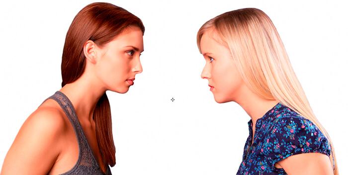непонимание подруги