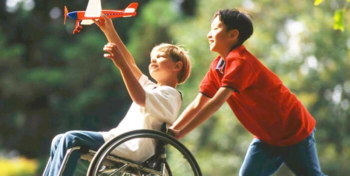 Умственная и физическая неполноценность: дар или наказание?