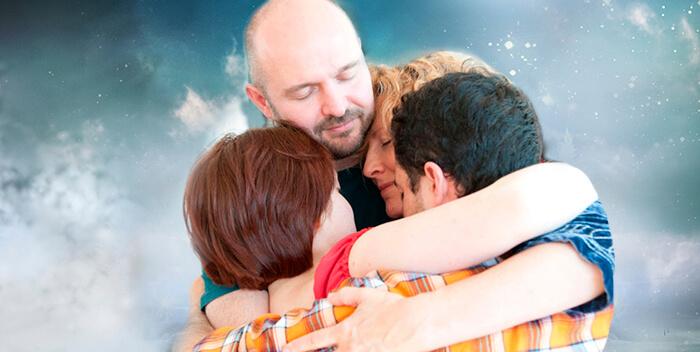 встреча с родственниками после смерти