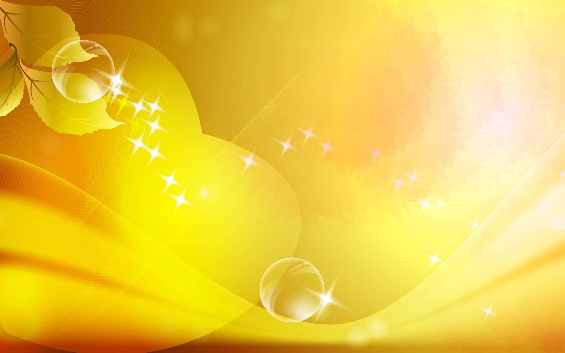 желтый цвет души