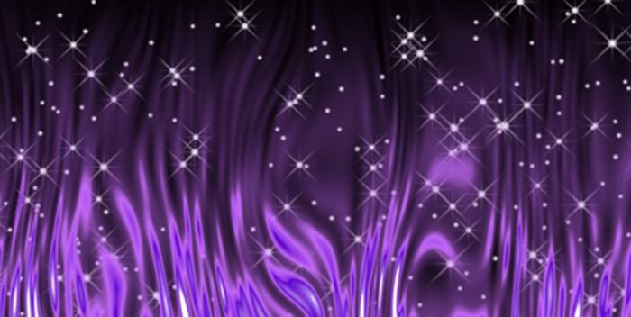 фиолетовый цвет души