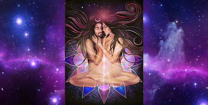 Любовь близнецовых пламен: путь двух душ