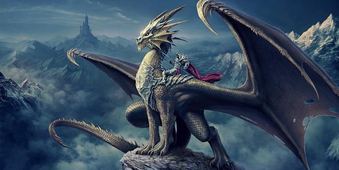 я дракон