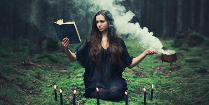 неудавшаяся ведьма