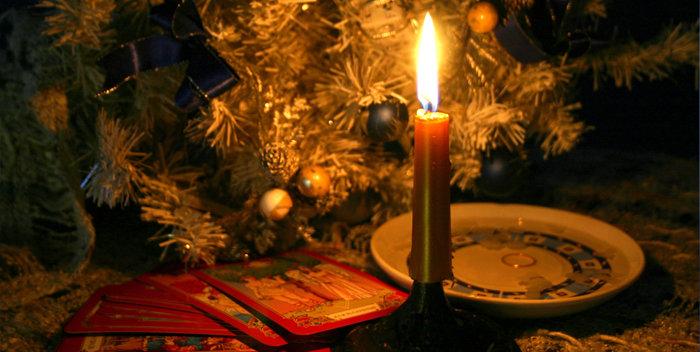 Магия новогодних гаданий
