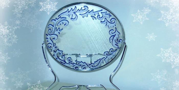 зеркало снежной королевы