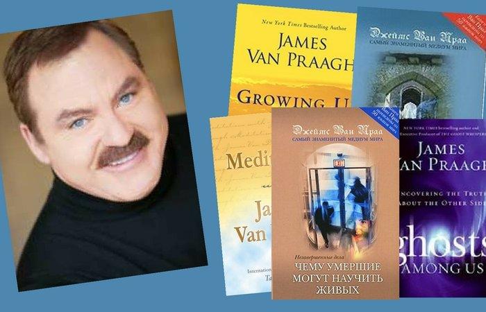 Интервью с Джеймсом Ван Праа. О жизни после смерти, духовности и общении между мирами