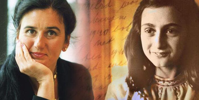 История Барбро Карлен как доказательство, что она реинкарнация Анны Франк
