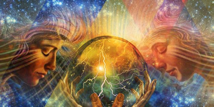 духовная связь