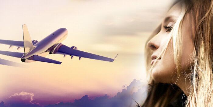 Страх летать на самолете - решение через путешествие в прошлые жизни