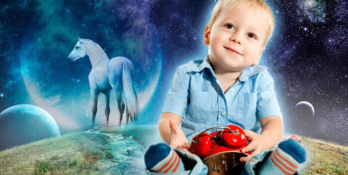 Бориска - необыкновенный мальчик из России, который помнит свою прошлую жизнь на Марсе
