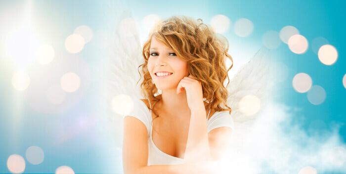 Земной Ангел - может быть это ты?