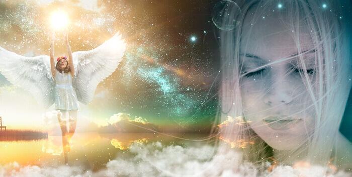 Ангел в земном теле, или Мое ангельское прошлое... или настоящее?