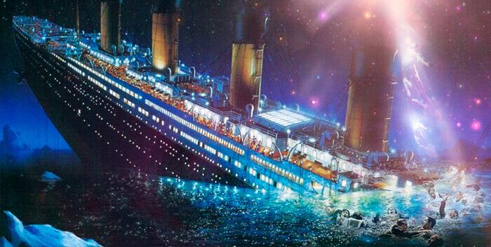 Титаник: трагедия из прошлой жизни, изменившая жизнь настоящую