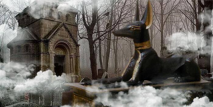 Встреча с древним богом: фантазия, оказавшаяся правдой