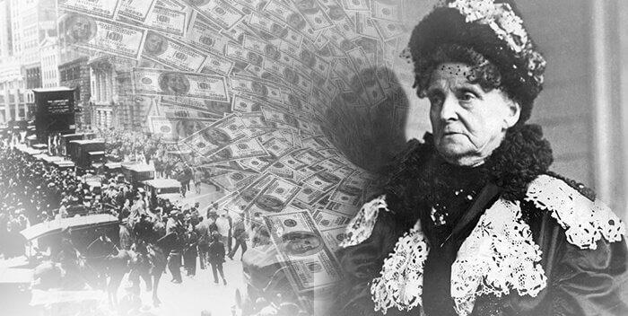 Моя прошлая жизнь самой богатой женщины ХХ века