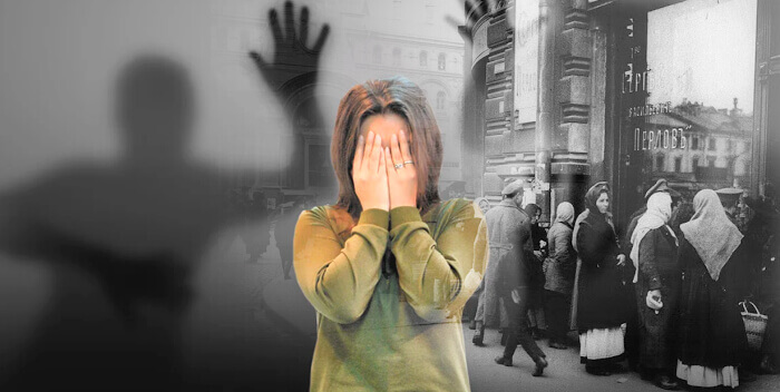 Всеобщая паника активировала страх голода, причина оказалась в прошлой жизни