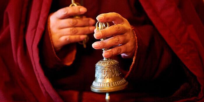 «Папа, я был монахом в Непале»