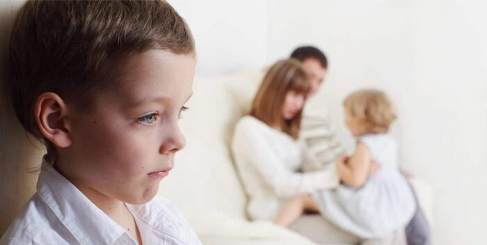 Второй муж не ладит с детьми от первого брака. Сценарии душ и разрешение конфликта