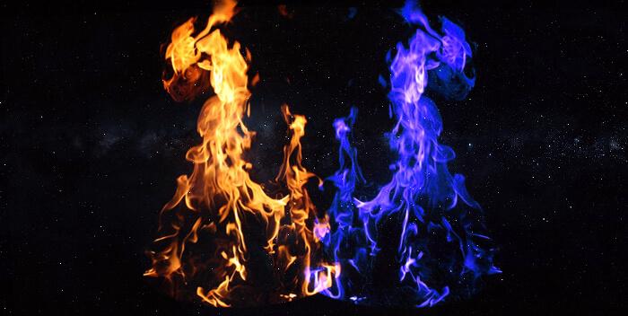 близнецовое пламя